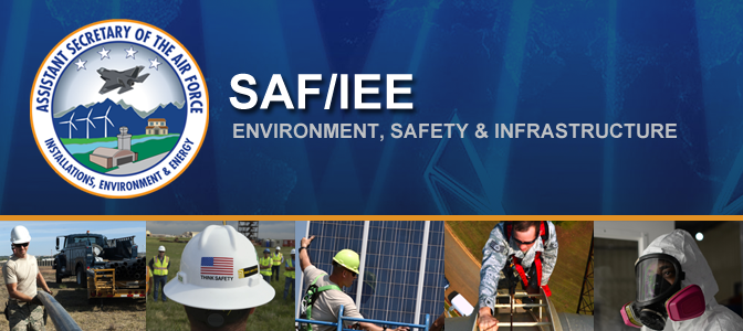 SAF/IEE - Environment, Safety & Infrastructure