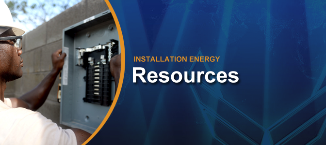 Installation Energy Resources